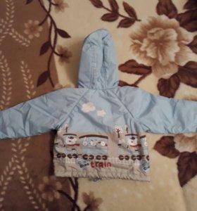 Детский костюм на осень или весну