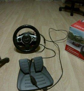 Продам руль Genius F1 racing Wheel