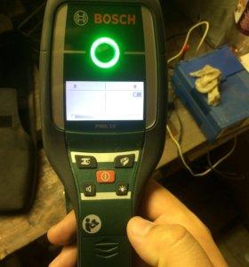 Детектор проводки и металлов BOSCH PND 10