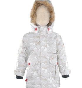 Зимняя куртка didriksons 130размер