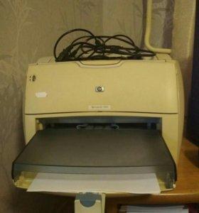 Принтер hp laser jet 1300