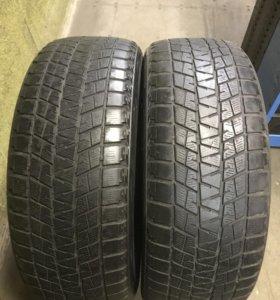 Bridgestone Blizzak DM-V1 235/55/19 2шт