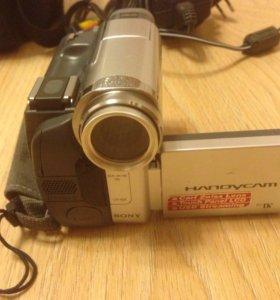 Видеокамера Soni DCR-HC 14E