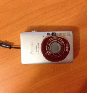 Фотоаппарат canon digital ICUs 95 is
