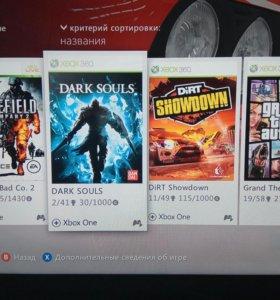 Xbox 360+кинект