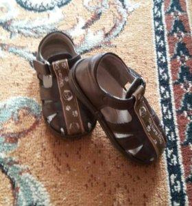 Туфли ясельные р.22