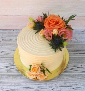 Эксклюзивные торты и сладости