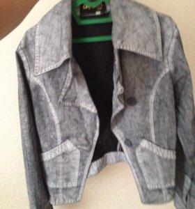 Ветровка - пиджак