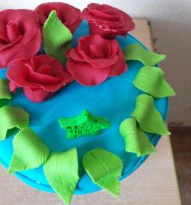 Торти марципань