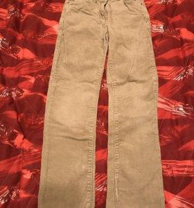 134 см джинсы на девочку