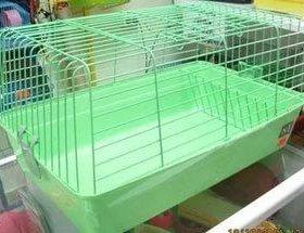 Клетка для кролика или морской свинки.