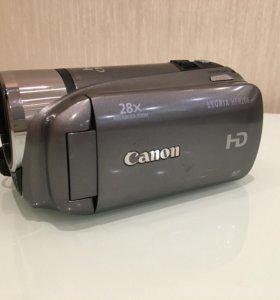 Видеокамера canon legria hf r206