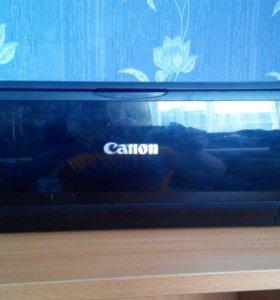 струйный принтер, капир, сканер, CANON