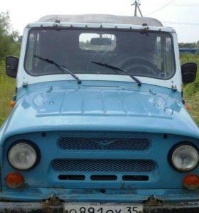УАЗ - 31512 срочно