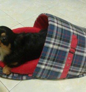 Домик для маленькой собачки, кота или щенка