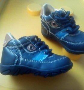 Новая обувь р20