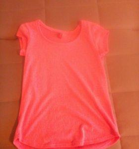 Новая розовая футболка от Ostin