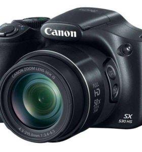 Фотоаппарат Canon SX 530 HS