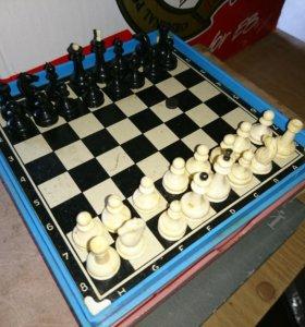 Походные шахматы