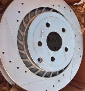 Задние тормозные диски cadilac