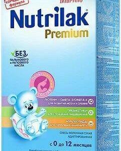 Nutrilak premium 0-12