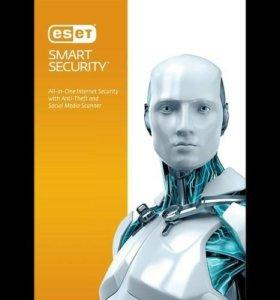 Eset Nod 32 Smart Security