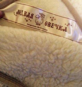 Одеяло детское овечка