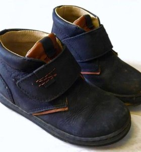 Осенние ботинки Jacadi