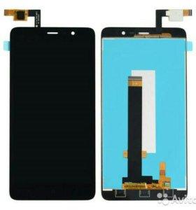 Дисплей для Xiaomi Redmi Note 3 + тачскрин
