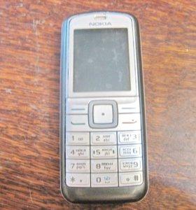 Nokia 6070 Silver