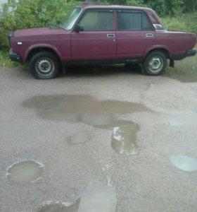 Автомобиль ВАЗ 2107 2005 г выпуска