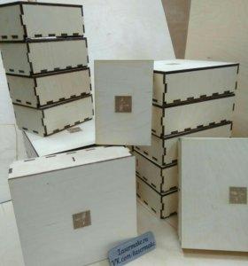 Коробка, подарочная упаковка