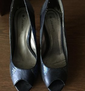 Туфли с открытым носом Терволина