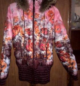 Продам куртку для беременных