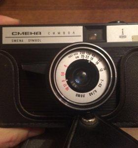 Фотоаппарат Смена (Символ) ломо, СССР