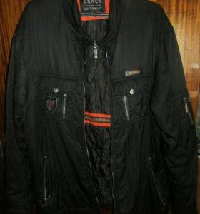 Ветровка-куртка54-56мужская