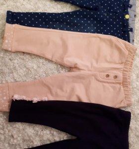 Комплект одежды для девочки 80-86