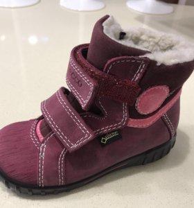 Ботинки детские осенние ECCO