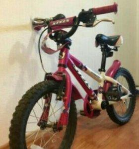"""Детский велосипед """"Пилот#"""