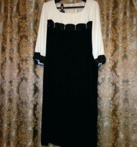 Новое платье, Турция, 54 размер