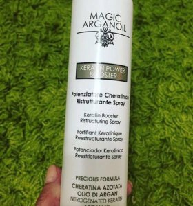 Кератиновый спрей для восстановления волос