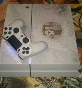 PS4 Destiny edition.