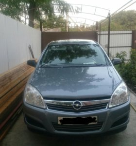 Opel Astra 2008 г
