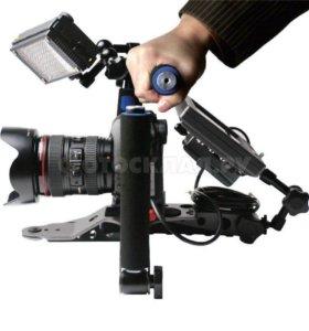 Стедикам-риг-плечевой упор spider steady для камер
