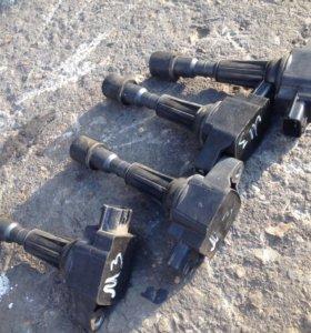 Модуль двигателя катушки двигателя Мазда 3..1.6