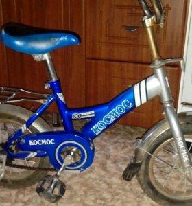 Велосипед детские от 3 до 5 лет