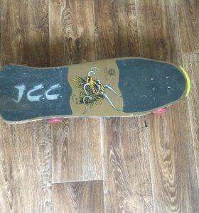 Скейт на запчасти без торго