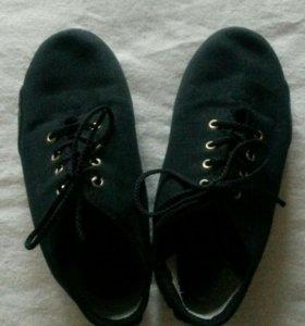 Обувь для хореографии и танцев