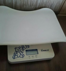 Весы детские (с 0 до 20 кг)