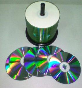 Чистый диск CD-R